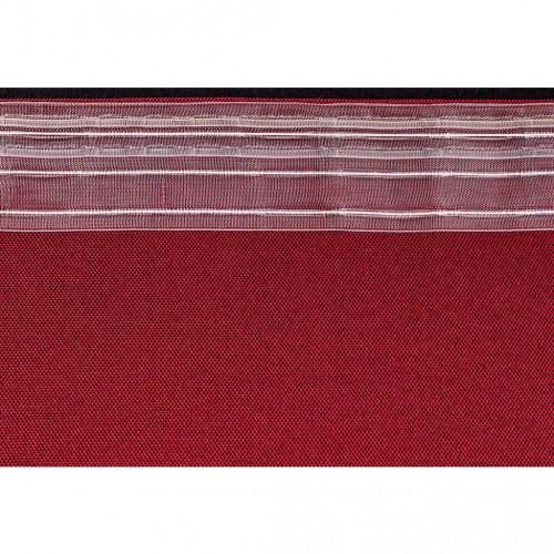Фото шторной ленты Adagio 1:2.5 (1040064, Bandex)