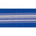 Фото шторной ленты Fox 1:2.5, P3 (1041333, Bandex)