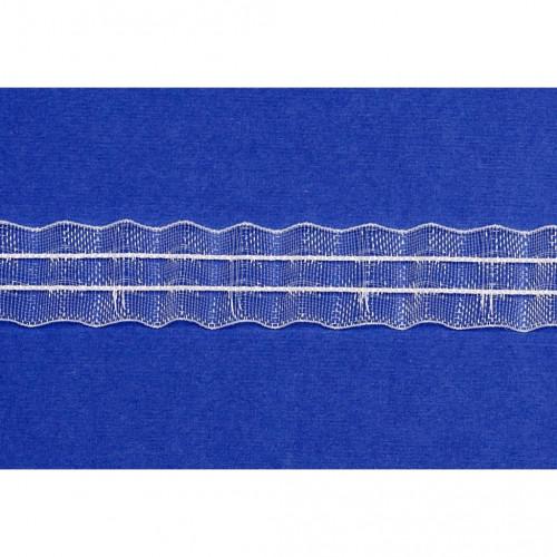 Фото шторной ленты Iris со шнуром (1041695, Bandex)