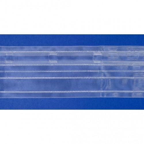 Фото шторной ленты Polka 1:1.75, P2 (1043365, BOB)