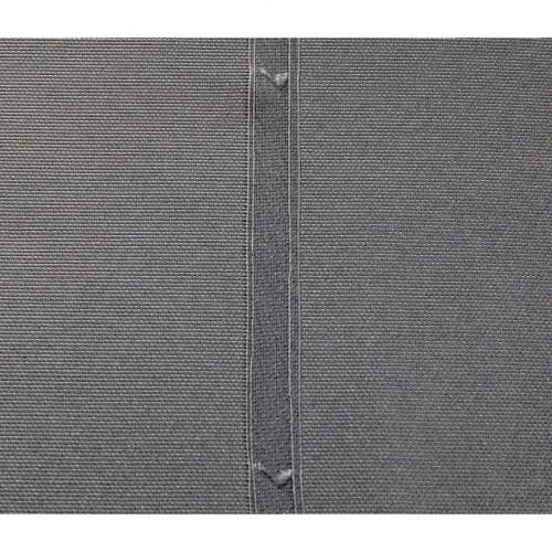 Фото шторной ленты Amor приутюживаемой, рап. 5 см (1043256, BOB)