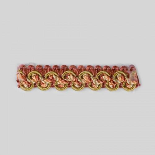 Фото тесьмы декоративной Gold Textil 4275-9988