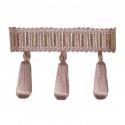 Фото бахромы с бубенчиками Gold Textil 20018 6627