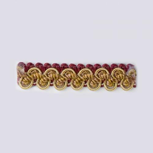Фото тесьмы декоративной Gold Textil 4275-9990
