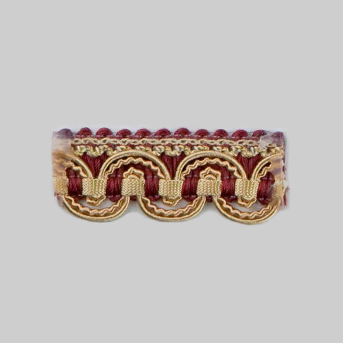 Фото тесьмы декоративной Gold Textil 4456-9990