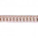 Фото тесьмы декоративной Gold Textil 22-188-1