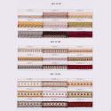 Фото тесьмы декоративной Gold Textil 22-189-1