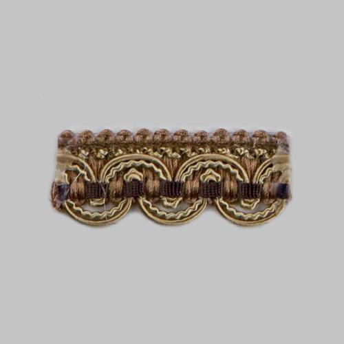 Фото тесьмы декоративной Gold Textil 4456-9993