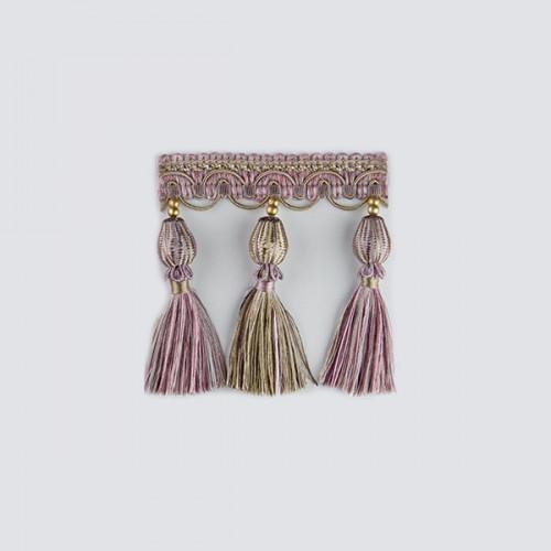 Фото бахромы с кисточками Gold Textil 4492-9989