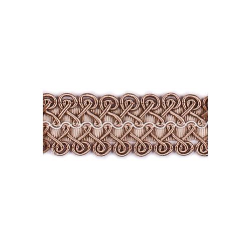 Фото тесьмы декоративной Gold Textil 22-192-2