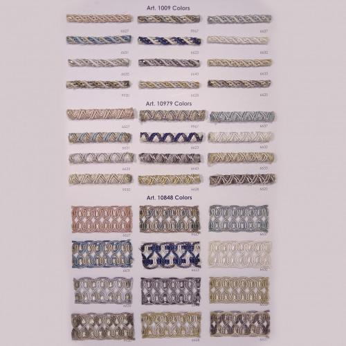 Фото тесьмы декоративной Gold Textil 10848 6627