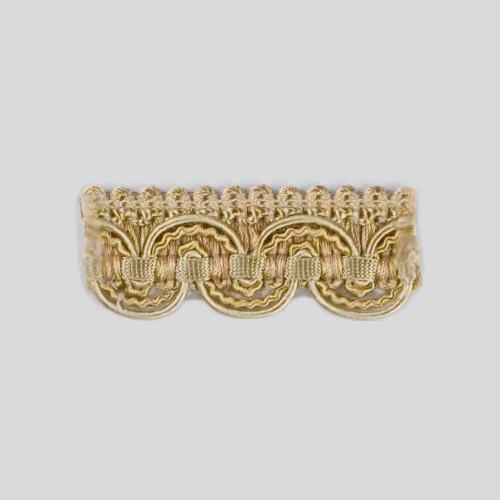 Фото тесьмы декоративной Gold Textil 4456-9963