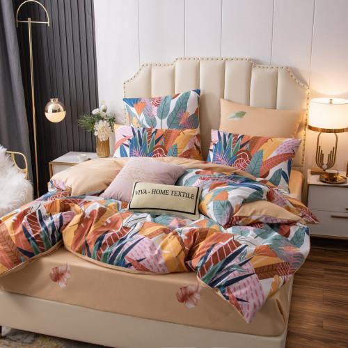 Фото постельного белья из сатина A235: 2 спального