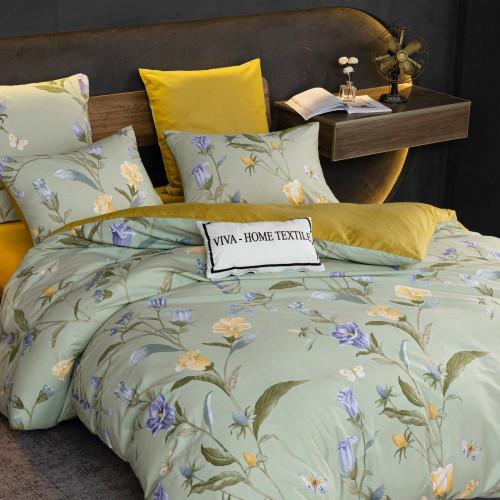 Фото постельного белья из сатина L406: 2 спального